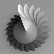 """ספקטרום אפורים - 40x42x20 ס""""מ"""